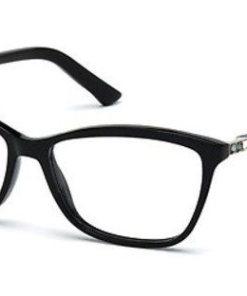 Swarovski Damen Brille »SK5137« schwarz