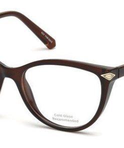 Swarovski Damen Brille »SK5245« braun