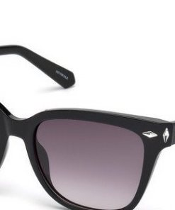 Swarovski Damen Sonnenbrille »SK0175« schwarz