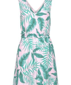 Pepe Jeans Sommerkleid »LENA« mit Tropical-Alloverprint