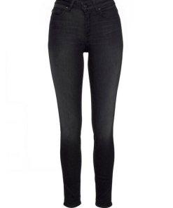 G-Star RAW Skinny-fit-Jeans mit Stretch schwarz