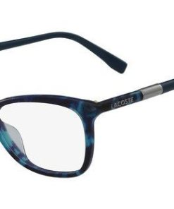 Lacoste Damen Brille »L2791« blau