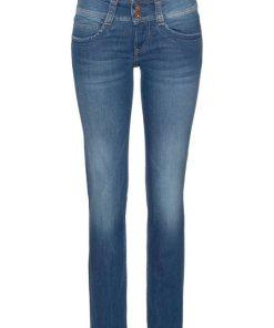 Pepe Jeans Straight-Jeans »GEN« mit Stretch-Anteil blau
