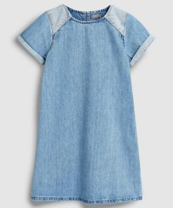 Next Etui-Kleid blau