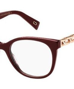 MARC JACOBS Damen Brille »MARC 335« rot