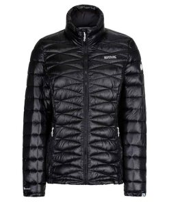 Regatta Steppjacke »Damen Metallia Atomlight  isoliert« schwarz
