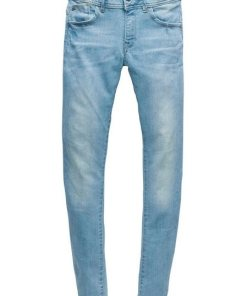 G-Star RAW 5-Pocket-Jeans »Lynn Mid Skinny Wmn NEW« mit Stretch blau