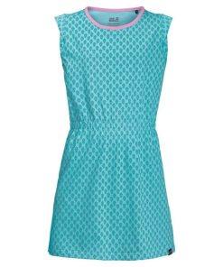 Jack Wolfskin Sommerkleid »LILY LAGOON DRESS« blau