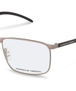 PORSCHE Design Herren Brille »P8339« grau