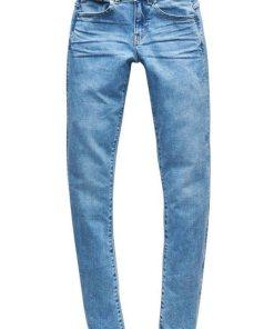 G-Star RAW Skinny-fit-Jeans »Lynn Mid Skinny« Wohlfühlfaktor durch Elasthan blau