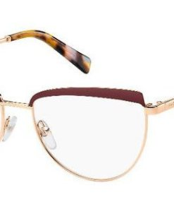MARC JACOBS Damen Brille »MARC 401« goldfarben