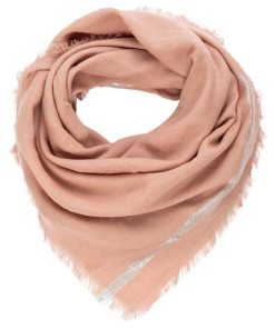 Apart Schal rosa
