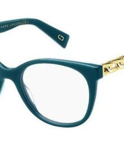 MARC JACOBS Damen Brille »MARC 335« blau