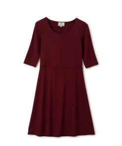 Lexington A-Linien-Kleid »Scarlett U-neck Dress«