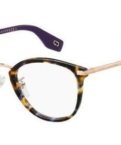 MARC JACOBS Damen Brille »MARC 331/F« lila