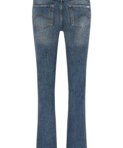 MUSTANG Jeans Hose »Girls Oregon« blau