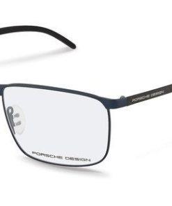PORSCHE Design Herren Brille »P8339« blau