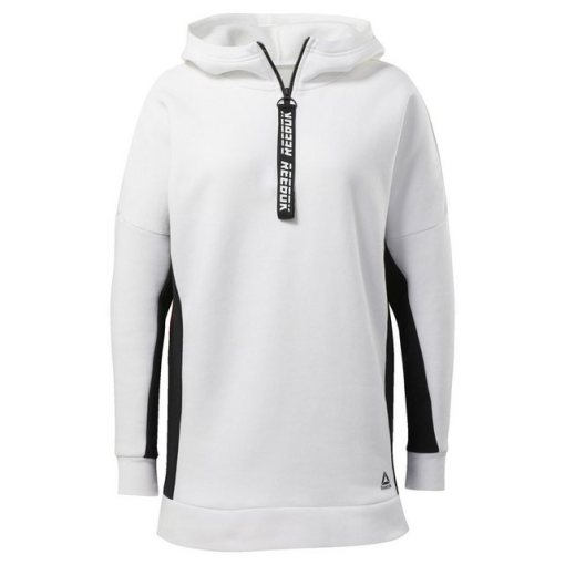 Reebok Kapuzensweatjacke »Meet You There Oversize Cover-Up«