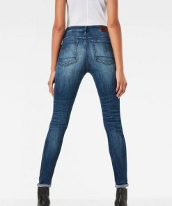 G-Star RAW Skinny-fit-Jeans »3301 High Skinny« in High-Waist-Form