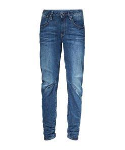 G-Star RAW Boyfriend-Jeans »Arc 3D Low Boyfriend« mit modischen Knieabnähern blau