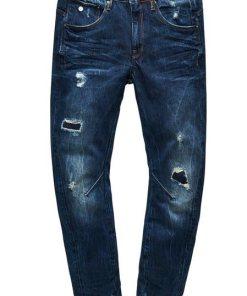 G-Star RAW Boyfriend-Jeans »Arc 3D Low Waist Boyfriend« mit stylischen Knieabnähern