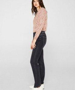 Esprit Stretch-Jeans in neuer Qualität schwarz