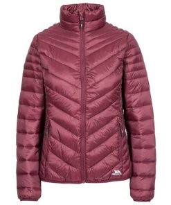 Trespass Steppjacke »Damen Simara« rot