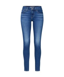 LEVI'S Jeans '710™' blue denim