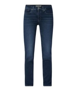 Shaping Straight Fit Jeans mit Stretch-Anteil