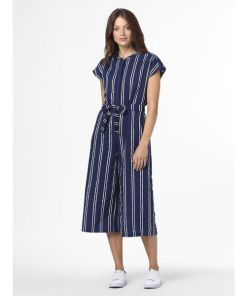 Minimum Damen Jumpsuit - Tvilla blau