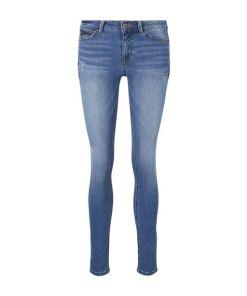 TOM TAILOR DENIM Damen Jona ExtraSkinny Jeans, blau, Gr.32/32