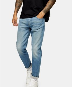 BLAULevi's 502 High Ball Jeans in Karottenpassform, BLAU