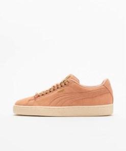 Puma Frauen Sneaker Suede Classic X in orange