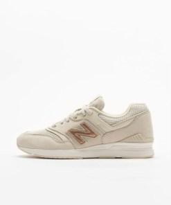 New Balance Frauen Sneaker WL697SHA in beige