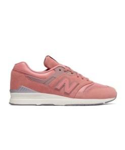 New Balance Frauen Sneaker WL697CM in pink