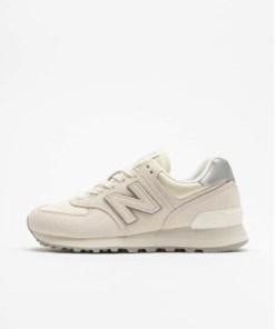 New Balance Frauen Sneaker WL574 in weiß
