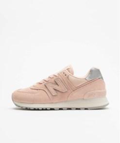 New Balance Frauen Sneaker WL574 in pink