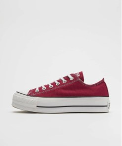 Converse Frauen Sneaker Chuck Taylor All Star Lift Ox in pink