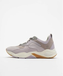 Timberland Frauen Sneaker Delphiville Leather in violet