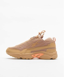 Reebok Frauen Sneaker DMX Series 2200 Zip in braun