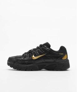 Nike Frauen Sneaker P-6000 Essential in schwarz