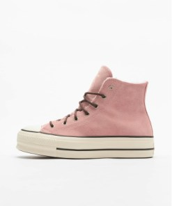 Converse Frauen Sneaker Chuck Taylor All Star Lift in pink
