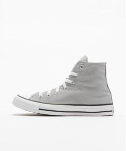 Converse Frauen Sneaker Ctas Hi in grau