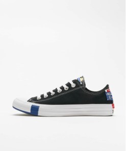 Converse Frauen Sneaker Ctas Ox in schwarz