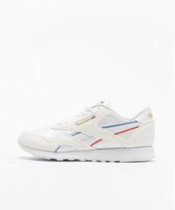 Reebok Frauen Sneaker Nylon in weiß