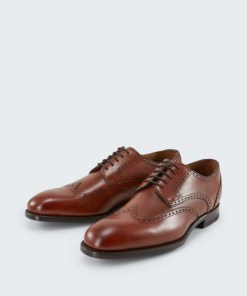 Brogue Refined Brogue, cognac