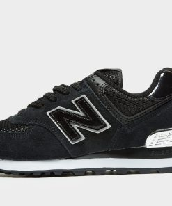 New Balance 574 Damen - Only at JD - Schwarz - Womens, Schwarz