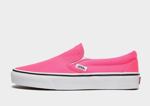 Vans Slip-On Damen - Pink - Womens, Pink