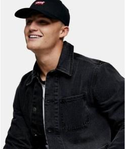 Levi's Baseball Cap, schwarz, SCHWARZ
