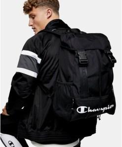CHAMPION Explorer Rucksack, schwarz, SCHWARZ